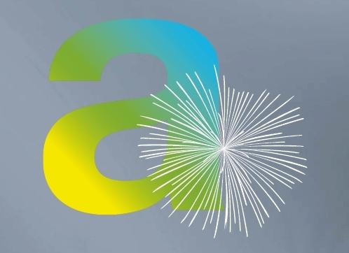 """A """"A"""" é xa a marca distintiva das festas de Compostela."""