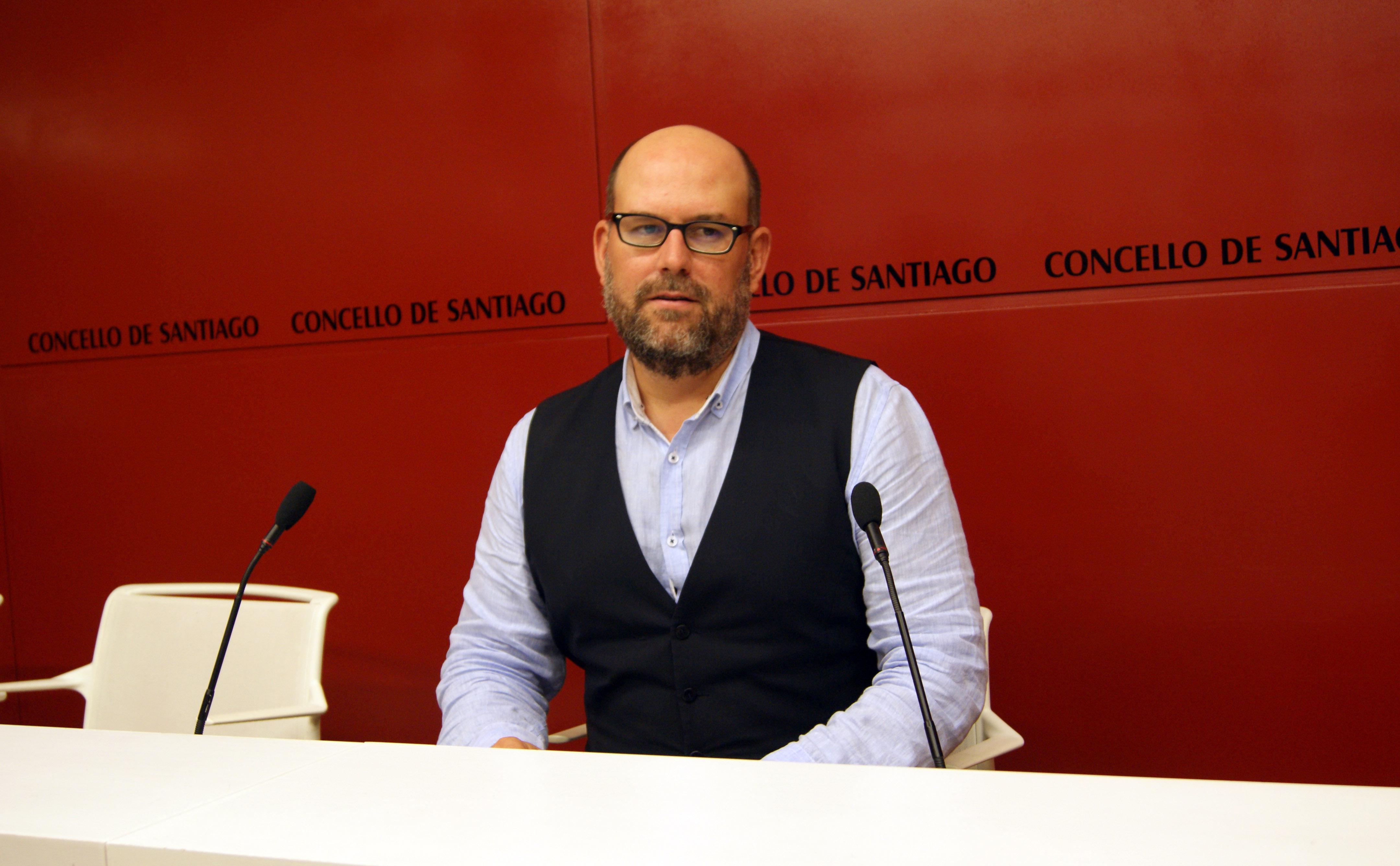 Martiño Noriega deu conta dos asuntos tratados na Xunta de Goberno.