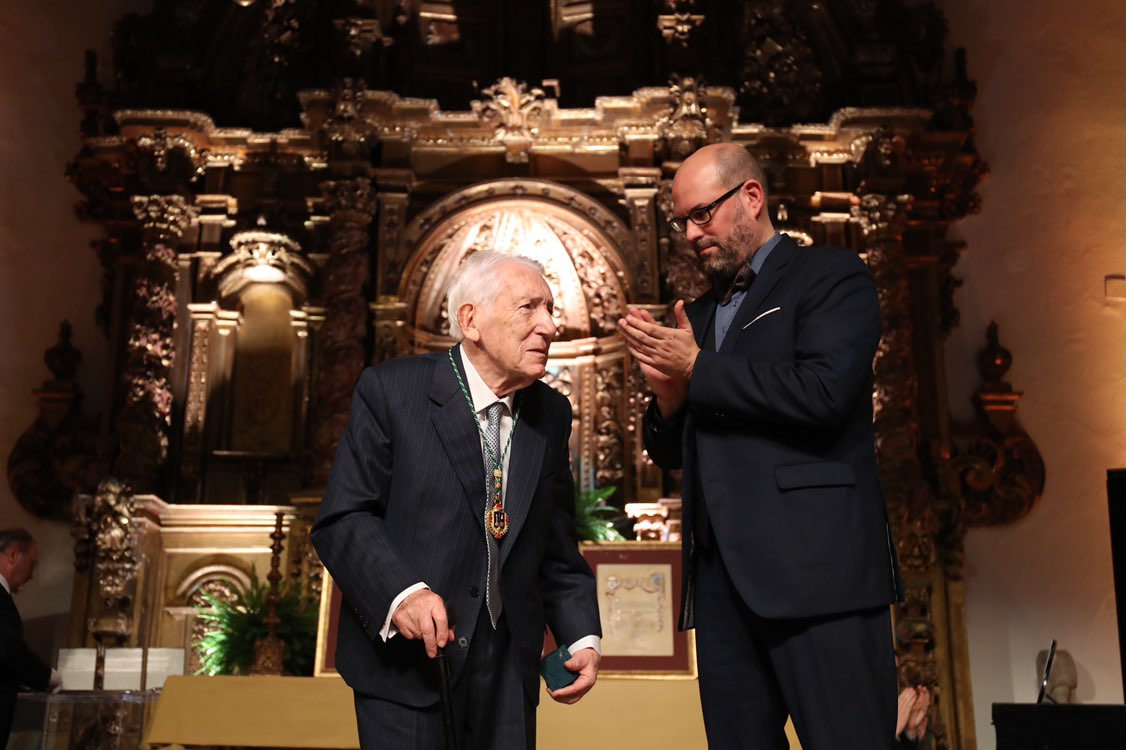 Medalla de Ouro para José Otero.
