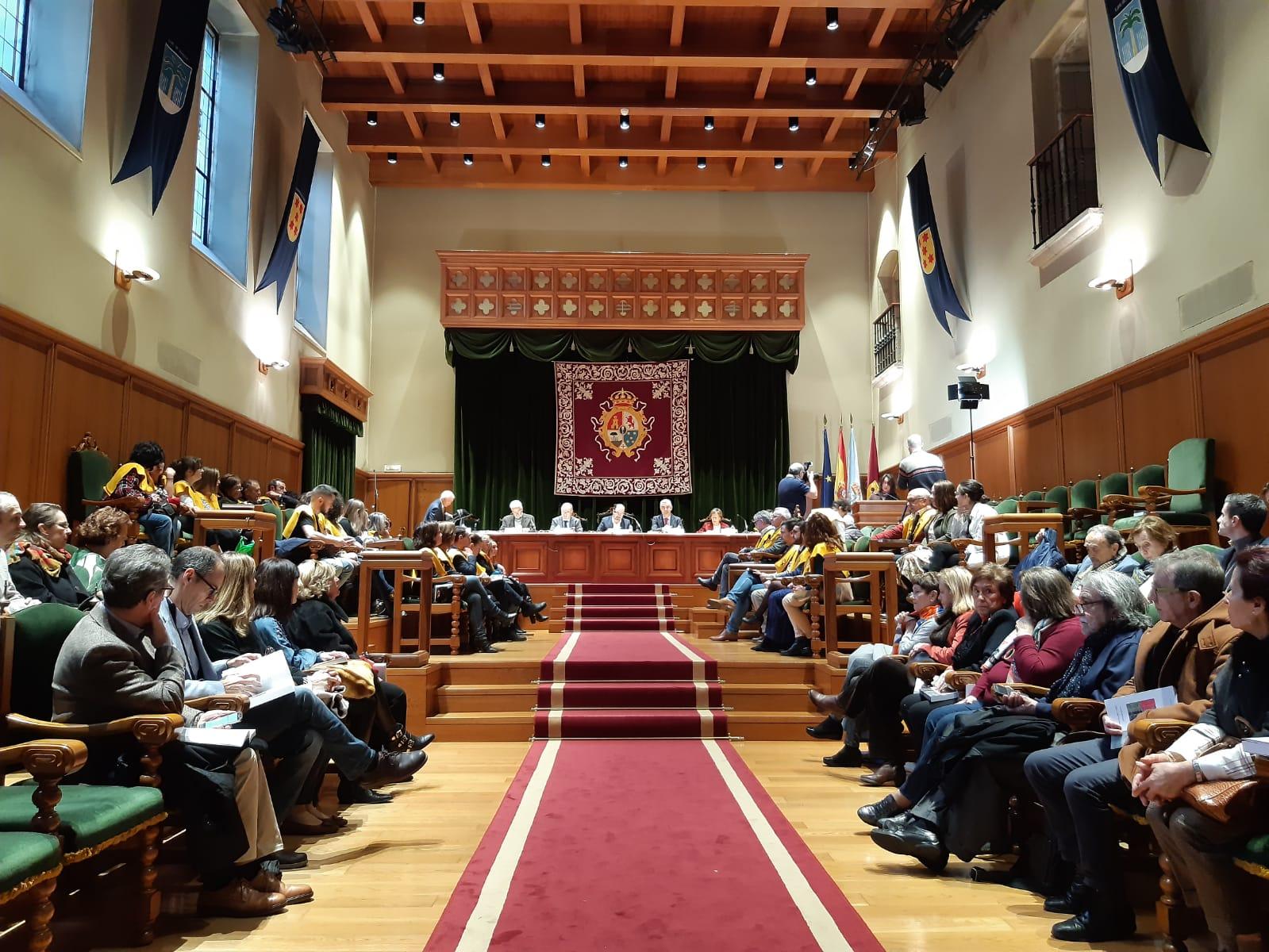 Asemblea Xeral da Irmandade da Sanidade Galega.