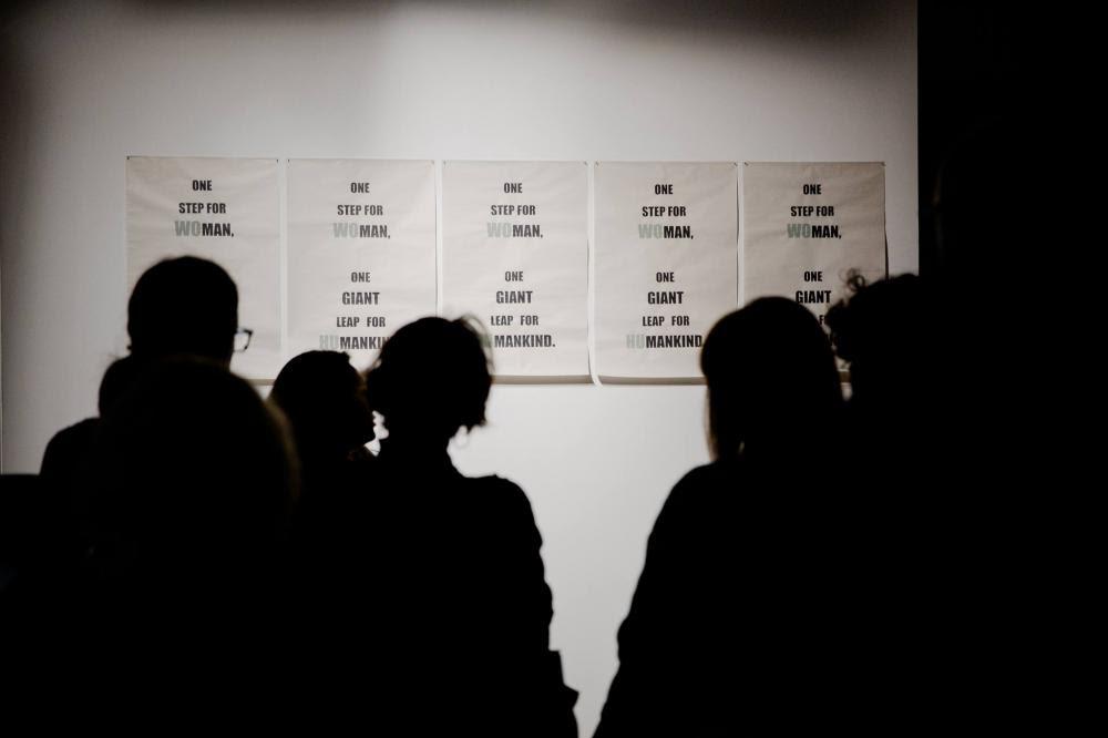Wom@rts desenvolveu actividades dirixidas a fomentar a igualdade de participación da muller nas artes.