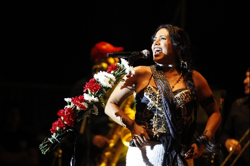Concerto de Lila Downs